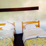 Les lits sales...