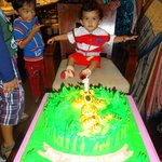 Vihaan's 1st Birthday Celebration at Aloft Hotel