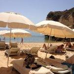 Vila Vita beach