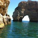 Caves around Vila Vita Resort