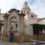 Catedral lado opuesto
