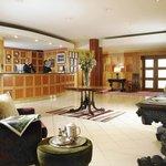 Reception at Hotel Westport
