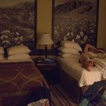 комната на 2 кровати