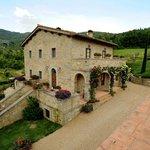 THe main house, of Casa Portagioia