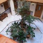 Inner atrium