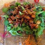 Speck salad