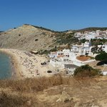 Burgau beach. A 10 minute walk from Salsalito.