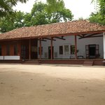 Hridaykunj... the heart of the Ashram where Mahatma Gandhi had spent significant days of his lif