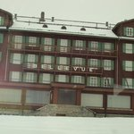 One of the pictures of Hotel Bellevue Des Alps at Jungfrau. Switzerland.