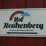 Hof Krähenberg ist eine Reise wert!