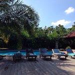 Poolside bhuwana