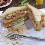 Club sandwich !