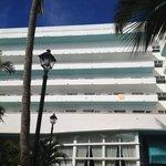 hotel du coté piscine