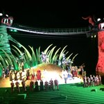 "Bregenz Festspiele ""the magic flute"""