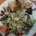 Salade des dames landaises