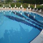 2. Pool beim Haus Augustus