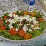 insalata greca freschissima!!!
