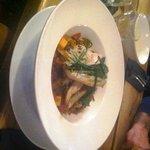 A better dinner - Mackerel, Ratatouille and Wild Rice