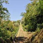Taubanen opp til Montecatini Alto - Gamlebyen