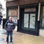 El Querandi, onde serve o cafe da manha