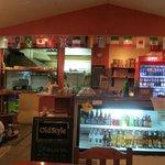near dining/bar