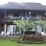 Villaların görüntüsü