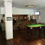 Bar & Pool table