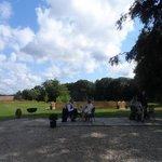 large groundsto walk aound and take photos