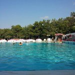 Girnenin en güzel havuzu