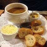 Zuppa di pesce (antipasto menu 22)