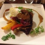 Agnello (piatto principale menu 36)