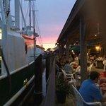 Lobster House' Raw Bar patio