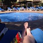 San Diego Suites Pool