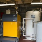 New Biomass Heating System
