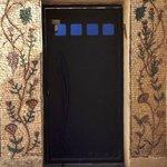 Artist's Colony Inn Mosaic Door