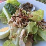 Decent Caesar salad