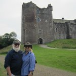 """THE castle from """"Monty Python and the Holy Grail""""!!!  Awesome!"""