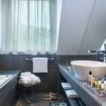 Chambre Côté Sud - la salle de bains