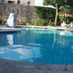 The pool :)