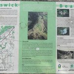 Painswick Beacon information board