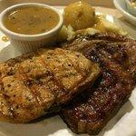 BBQ meats