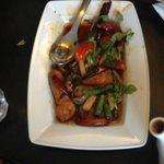 'Fish' dish