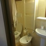 En-Suite Shower and Toilet