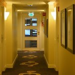 corridors to you room, recent refurbed