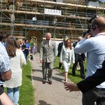 Meeting Prince Charles made it very special