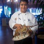 Chef Jorge del Restaurante Mexicano