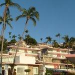 Vista de hotel