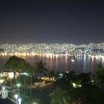 Bahia de acapulco desde habitacion