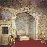 Camera matromoniale di Palazzo rosso