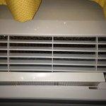 moldy AC coverup